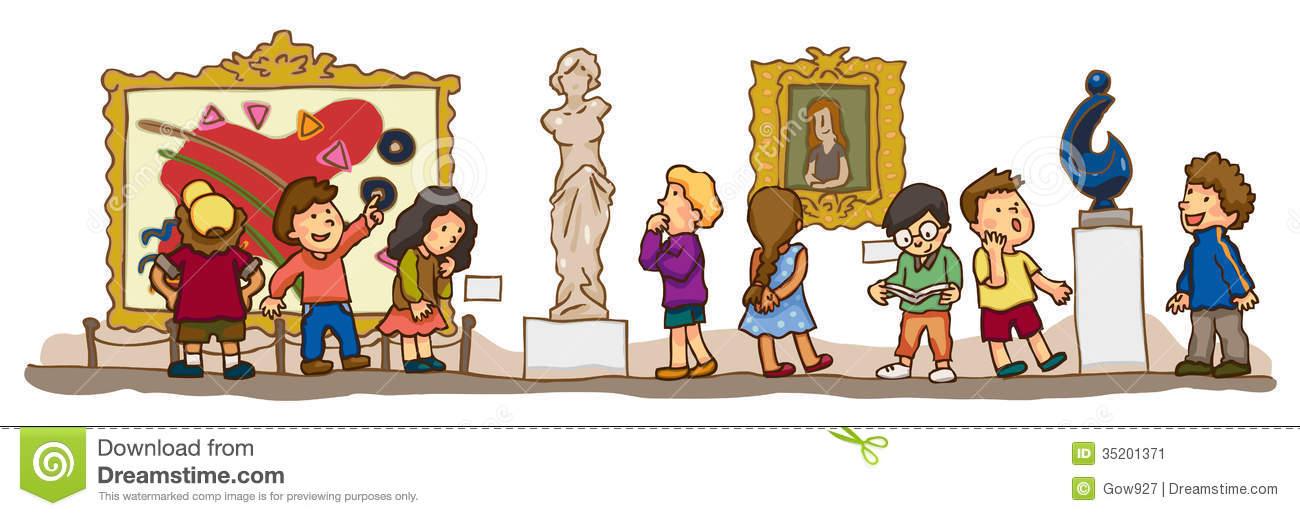 Art Gallery Clip Art