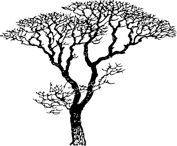Larger Winter Tree Clip Art   Vector Clip Art Online Royalty Free