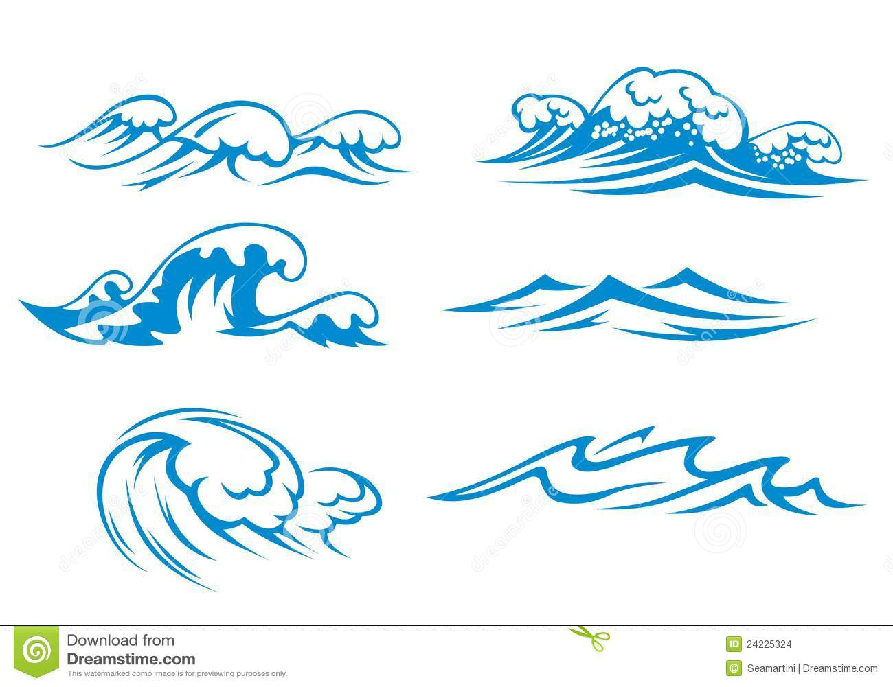 Wave Drawing Clipart - Clipart Suggest