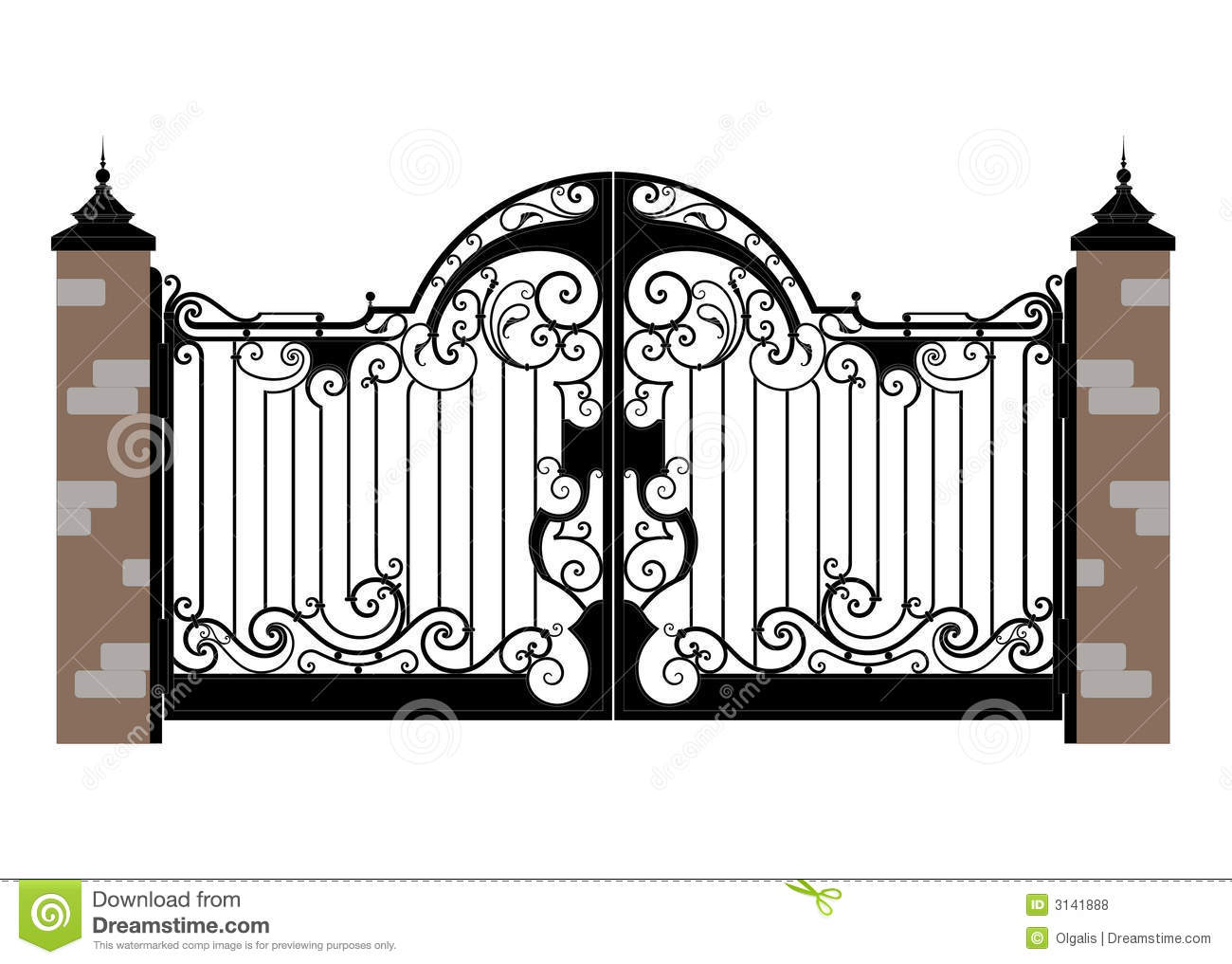 free clipart gates - photo #12