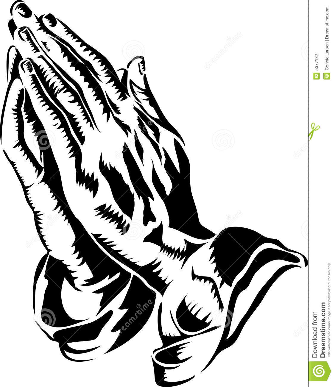 Praying Hands Eps Stock Photography   Image  5377182716