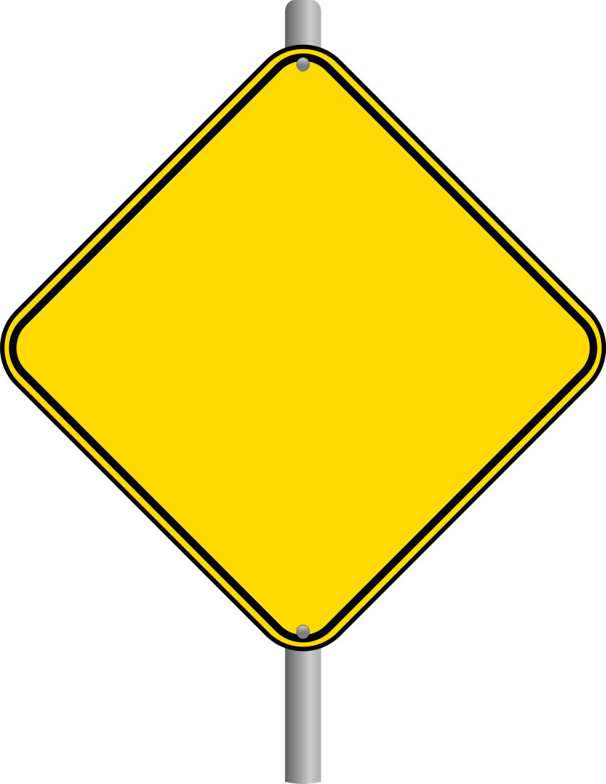 Related Pictures Road Sign Clipart 00066