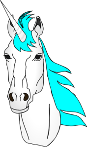 Unicorn Clip Art At Clker Com   Vector Clip Art Online Royalty Free