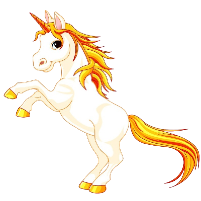 Unicorns   Animal Clip Art