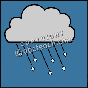 Weather Illustration Sleet Meteorology Clip Art Color Science