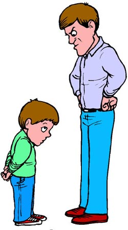 Angry Parents Clipart - Clipart Kid