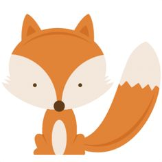 Baby Fox Clipart   Clipart Panda   Free Clipart Images
