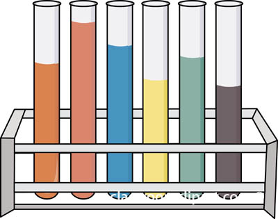 Chemistry   Test Tube Stand 0109   Classroom Clipart