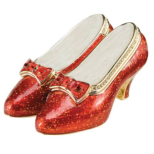 Ruby Red Shoes Box Set