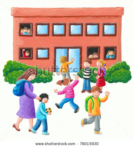 Primary School Clipart - Clipart Suggest