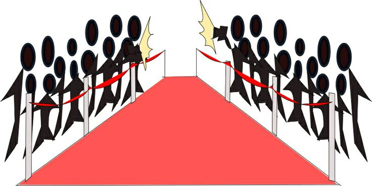 Red Carpet Clip Art Red Carpet Public Domain Clip Art Image