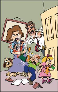 Mad Parents Clipart - Clipart Suggest