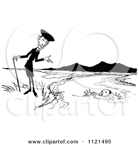 Royalty Free  Rf  Drowning Clipart Illustrations Vector Graphics  1