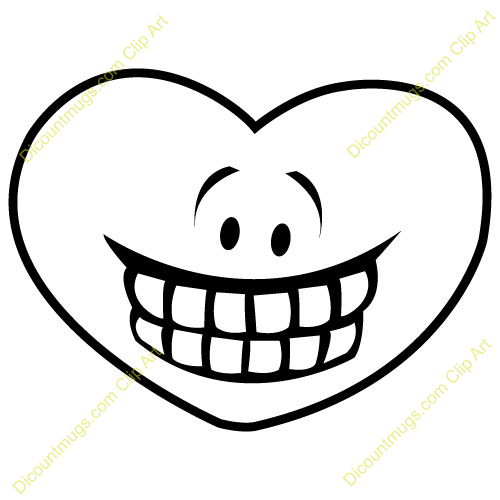 Smile Teeth Clipart   Clipart Panda   Free Clipart Images
