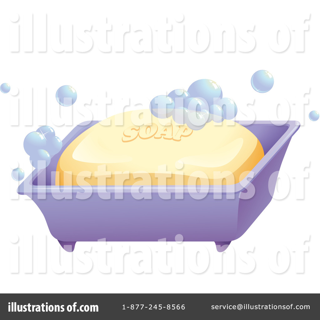 Soap Clipart Royalty Free Rf Soap Clipart