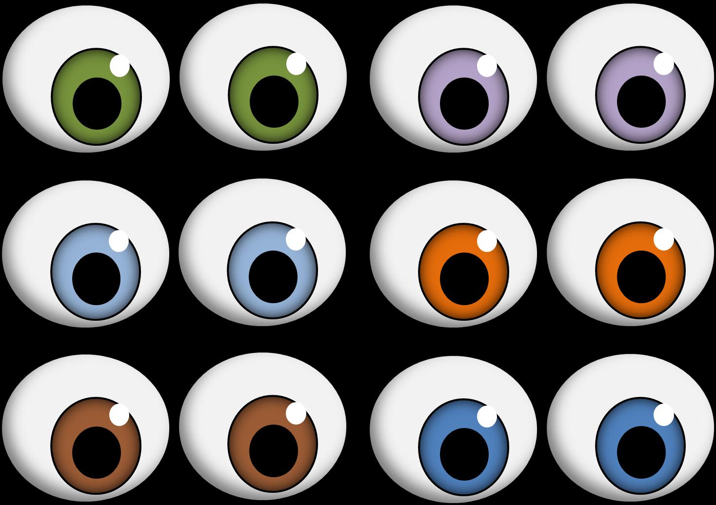 Google Eyes Clipart - Clipart Kid