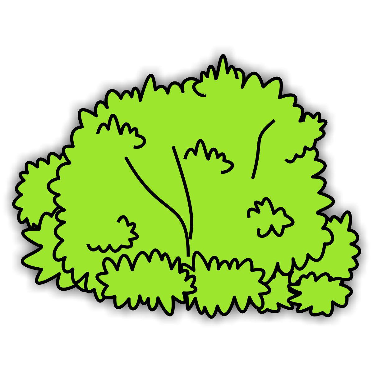 Bush Plant Clip Art Bush 3