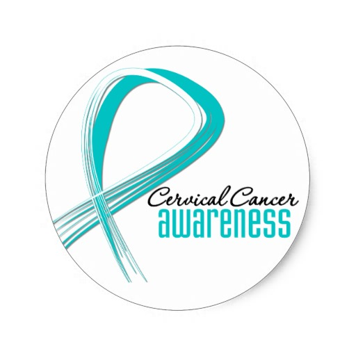 Cervical Cancer Awareness Color   Coloring Anything
