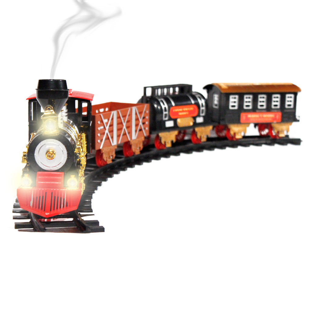 Toy Train Tracks : Train christmas toys clipart suggest