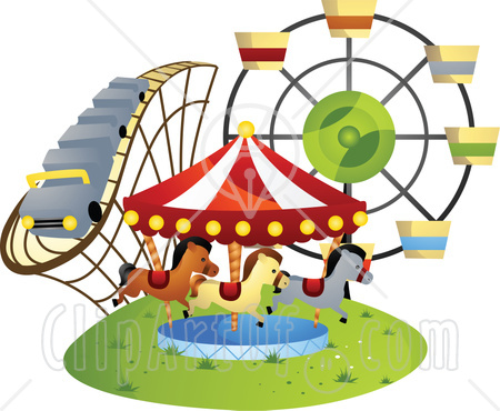 Clip Art County Fair