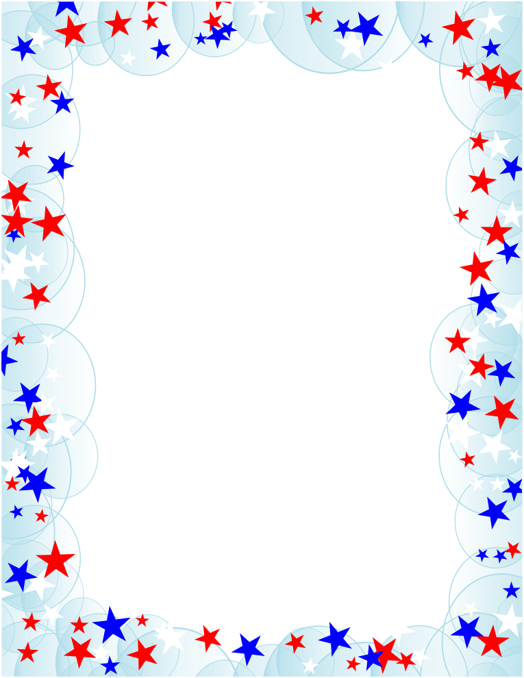 Free Borders And Clip Art   Downloadable Free Bubbles Borders