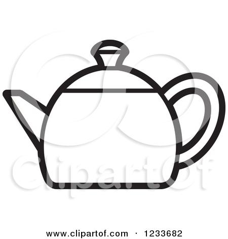 Kettle Steam Clipart Kettle Clipart Black A...
