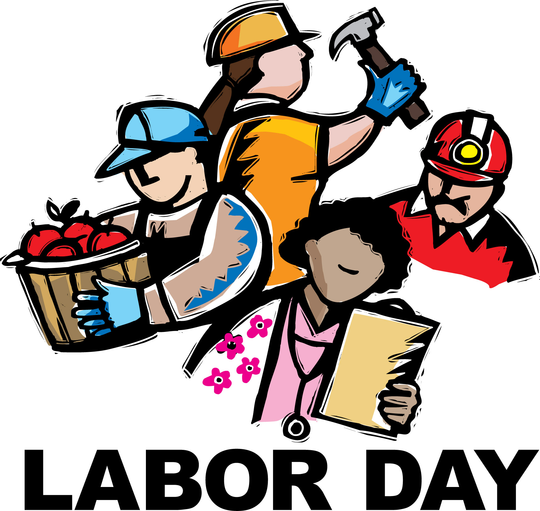 Labor Day Picnic Clip Art Pictures 2016
