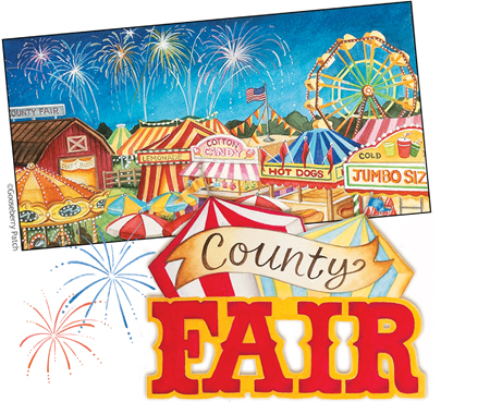 Love A County Fair   And This Is The Time Of Year To Really Enjoy