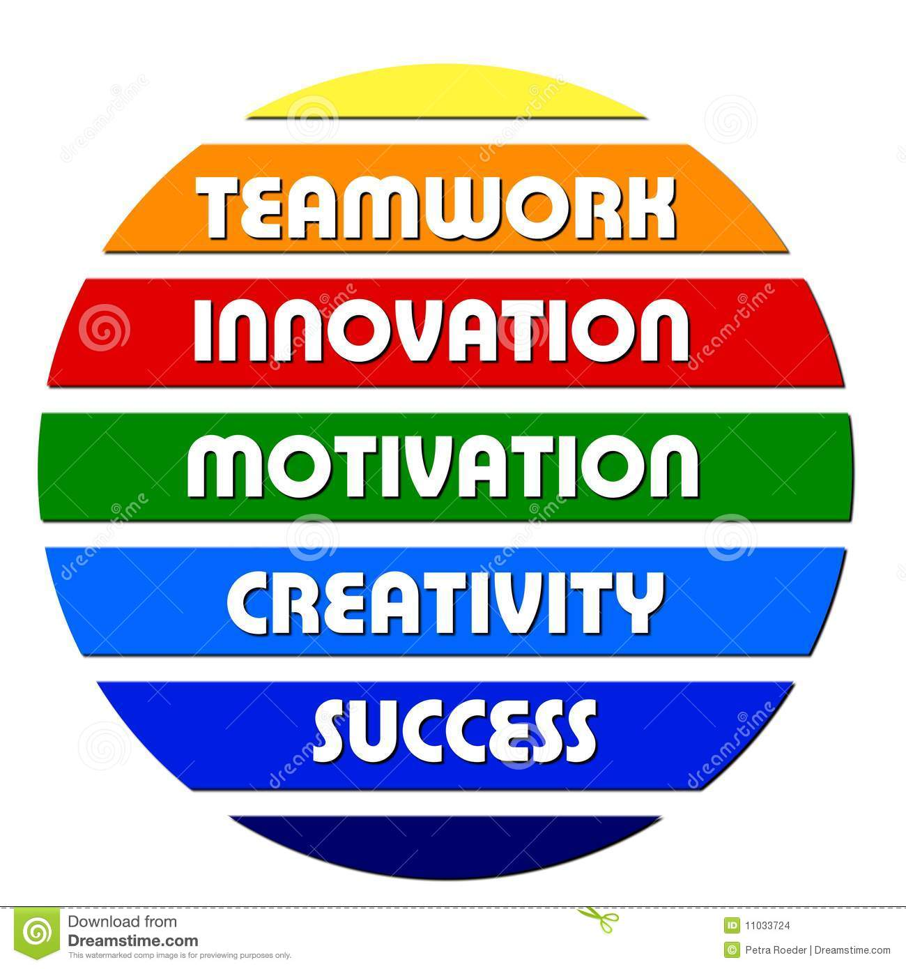 More Similar Stock Images Of   Colorful Business Motivation Slogans