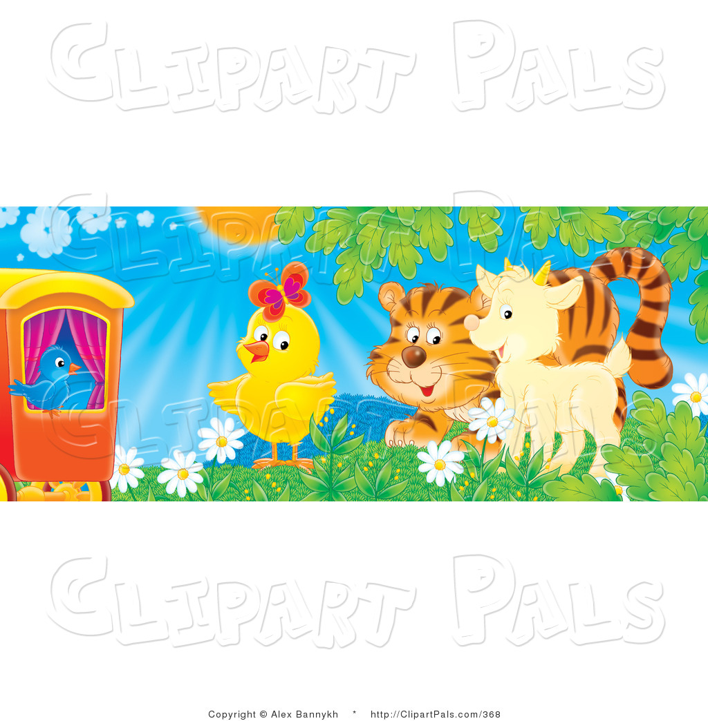Play Set Train Clipart Clipart Suggest