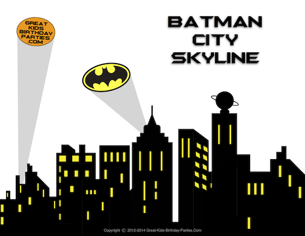 City Skyline At Night Clipart Cartoon city clipart - clipart kid