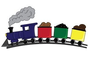 Toy Train Clipart   Clipart Panda   Free Clipart Images
