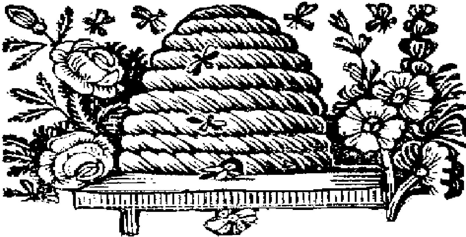 vintage bee clip art - photo #47