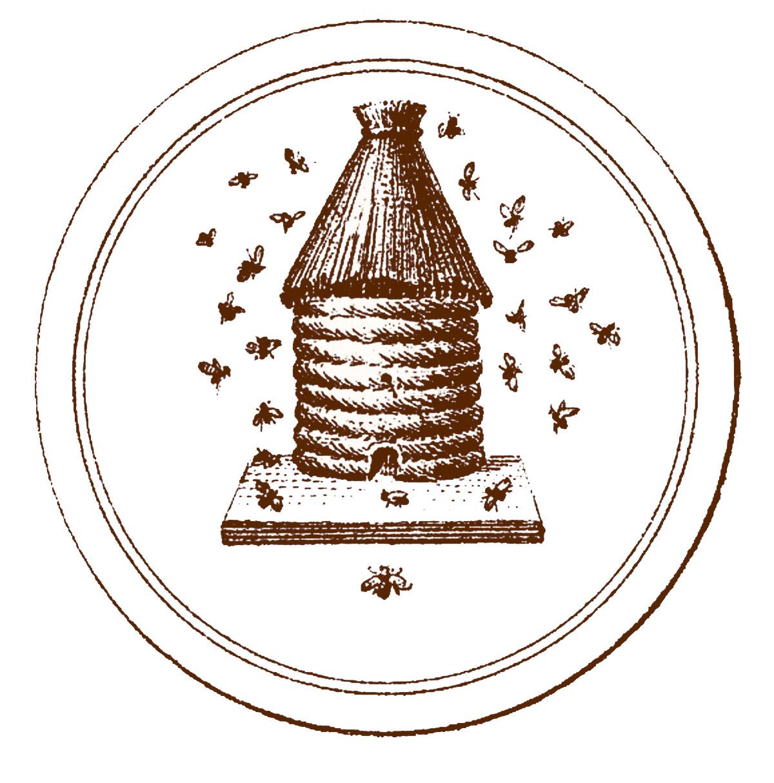 vintage bee clip art - photo #29