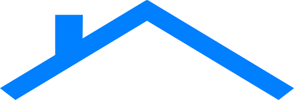 clip art blue house - photo #32
