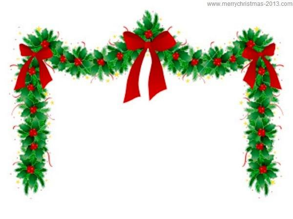 Free Christmas Border Clipart   Cliparts Co