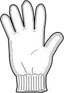 Free Gloves Clipart