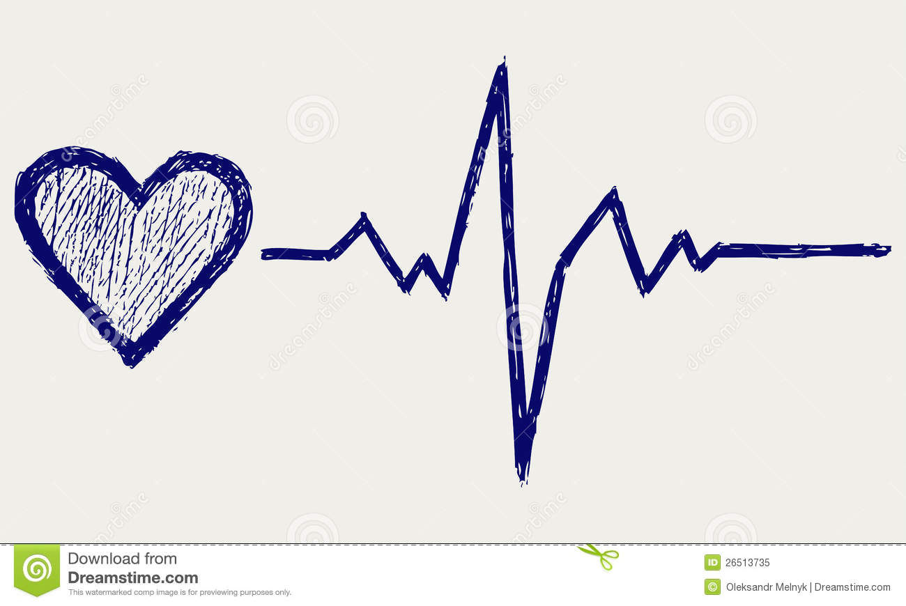 Heart Beat Line Clipar...