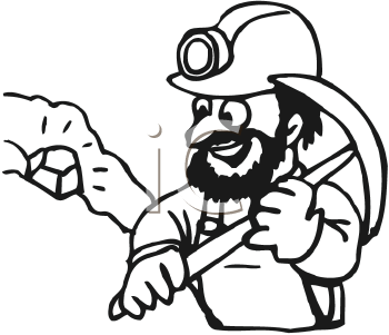 Home   Clipart   Occupations   Miner     22 Of 31