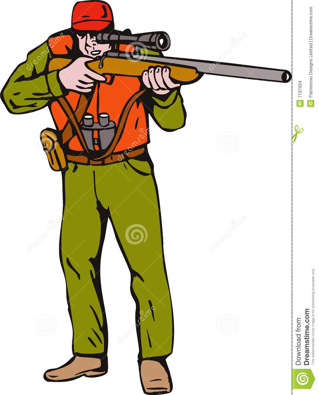 Clip Art Hunting Clip Art girl hunting clipart kid rifle panda free images