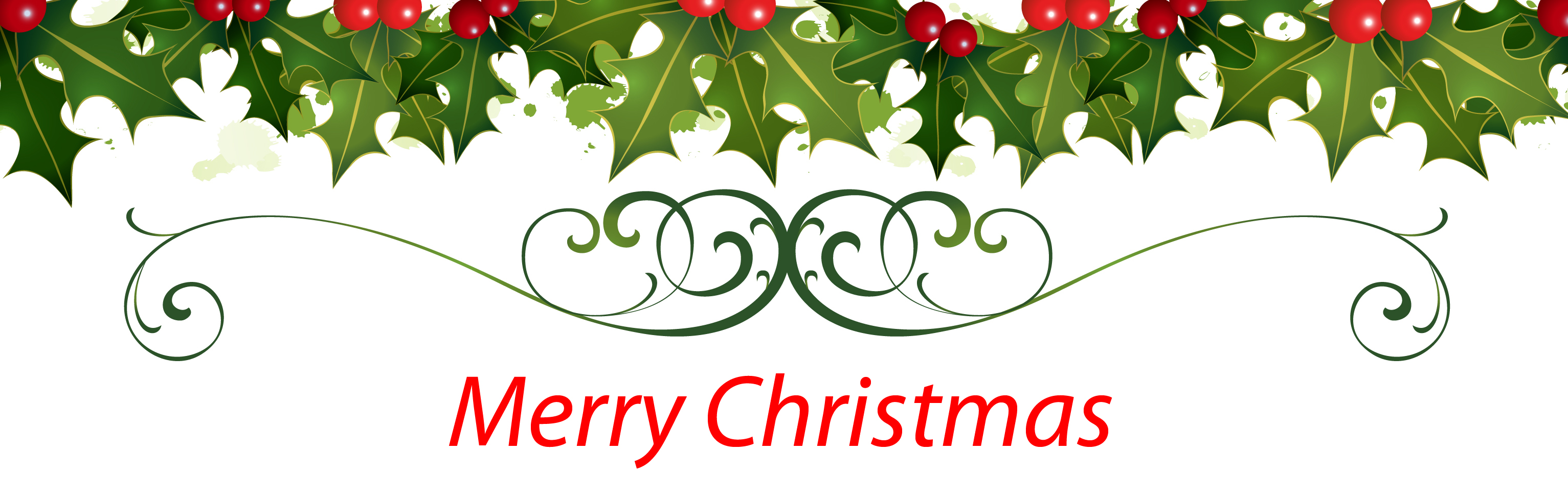 To Wish You And Your Families That Celebrate A Very Merry Christmas