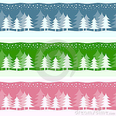 Christmas Tree Banner Clipart - Clipart Kid