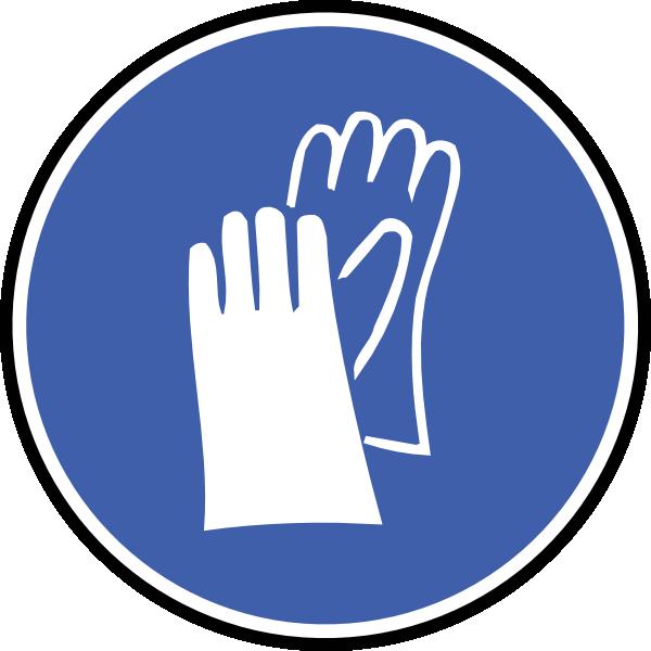 Work Gloves Clipart Wear Gloves Clip Art Is Free
