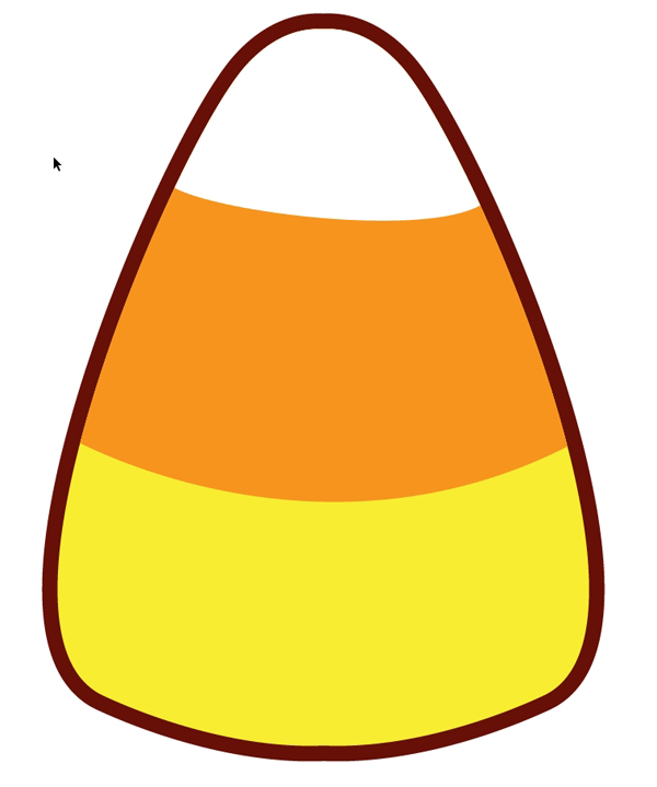 11 Candy Corn Template Printable Free Cliparts That You Can Download