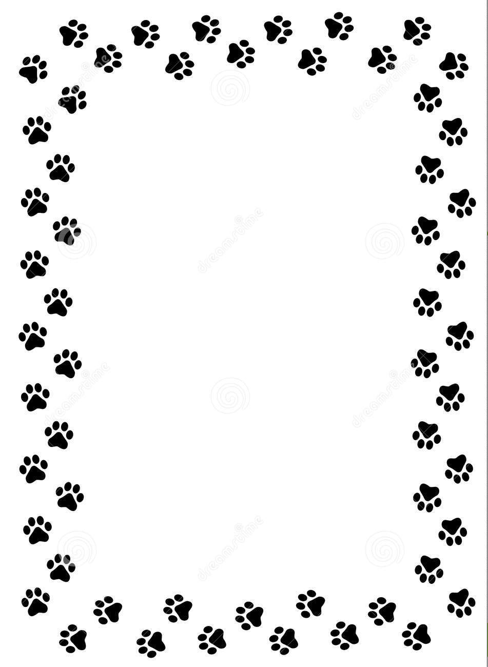 Dog And Cat Border Clipart - Clipart Kid