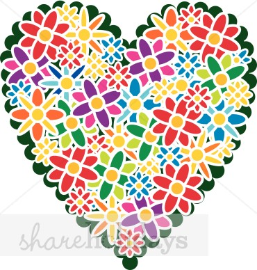 Flower Burst Clipart