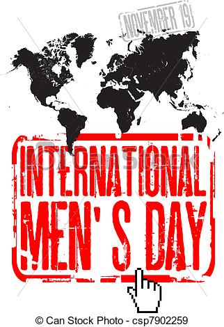 Mens Day Clip Art Http   Www Canstockphoto Com International Mens Day