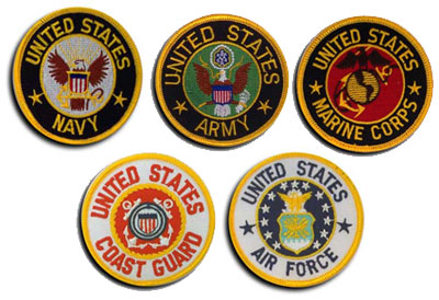 Us Armed Forces Clip Art