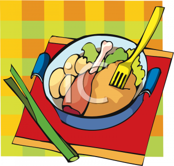 Royalty Free Chicken Clip Art Food Clipart