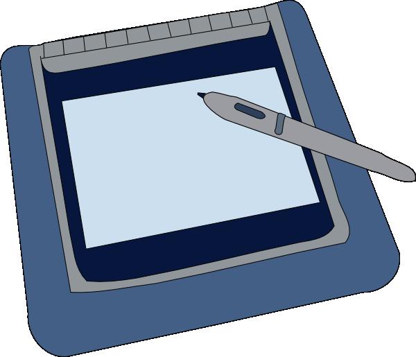 Tablet Clip Art At Clker Com   Vector Clip Art Online Royalty Free